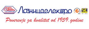 Loznica Elektro Logo